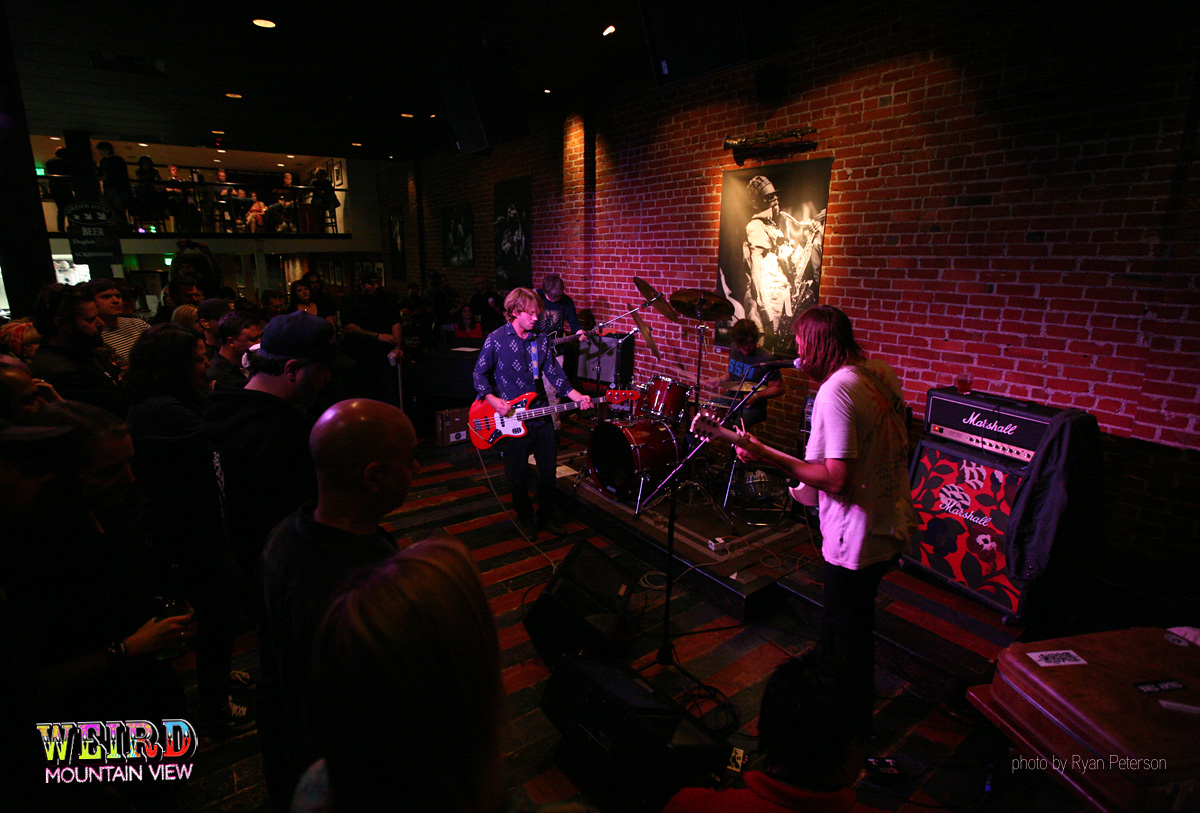 The Lemonheads at Café Stritch